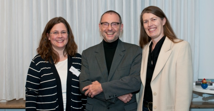 Julia Hayn, Hanspeter Reiter, Prof. Dr. Jutta Heller (Quelle: www.schwarzbrotdesign.de)