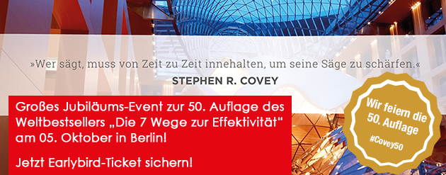 Covey-Effektivität