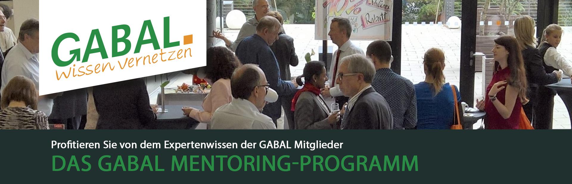 GABAL Mentoring-Programm