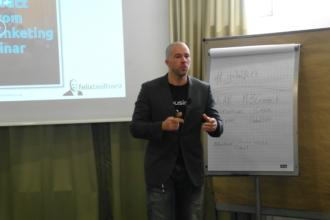 Online Marketing mit Felix Beilharz beim GABAL Frühjahrs-Impulstag 2017