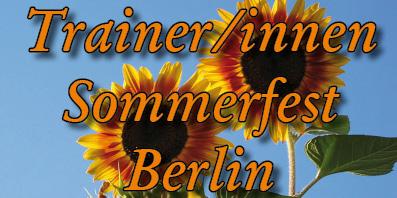 Trainer-Sommerfest